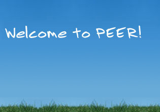 Welcome to PEER!